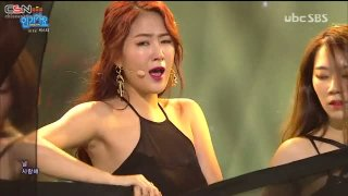 I Like That (Inkigayo Live) - Sistar; Jungyeon; Gong Seungyeon