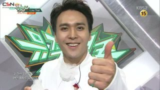 I Like That (Music Bank Goodbye Stage Live) - Sistar; Dongwoon
