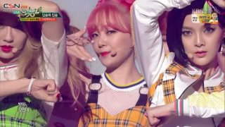 Lip 2 Lip (Music Bank Debut Stage Live) - Nine Muses A