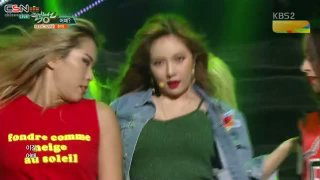 How's This? (Music Bank Live) - HyunA