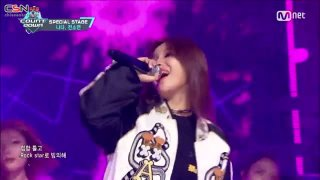 Scary (M! Countdown Special Stage) - Nada; Jeon Soyeon