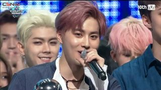 Louder (Lotto) (M Countdown No.1 Stage) - EXO