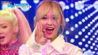 Born To Be Wild (Music Core Debut Stage) - Triple T