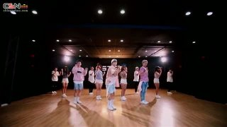 Turn It Up (Dance Practice) - Monstar
