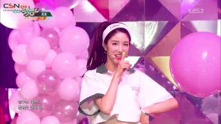 Aalow Aalow; Shooting Love (Music Bank Live) - Laboum