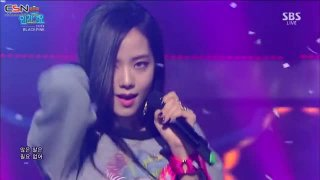 Whistle (Inkigayo Goodbye Stage Live) - BlackPink