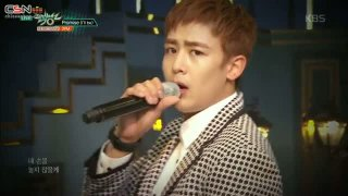 Promise (I'll Be) (Music Bank Comeback Stage Live) - 2PM