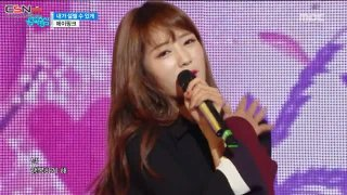 Only One (Music Core Live) - A Pink