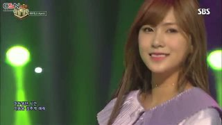 Only One (Inkigayo Goodbye Stage Live) - A Pink