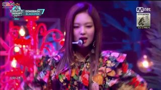 Stay; Playing With Fire (M Countdown Comeback Stage) - BlackPink