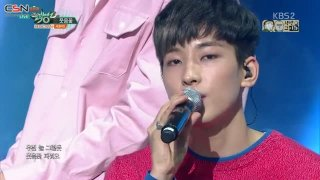 Smile Flower; BoomBoom (Music Bank Comeback Stage) - Seventeen