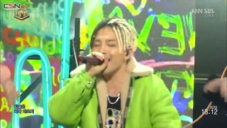 Fxxk It (Inkigayo No.1 Stage Live) - Big Bang