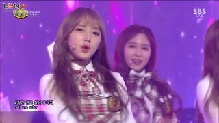 Say Yes; I Wish (Inkigayo Comeback Stage) - WJSN
