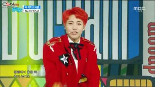 Dunk Shot; My First And Last (Music Core Comeback Stage) - NCT Dream