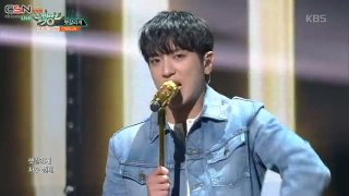 Between Us (Music Bank Live) - CNBlue