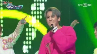 Call Me; Love Is (M Countdown Comeback Stage Live) - Teen Top
