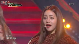 I'll Be Yours (Music Bank Live) - Girl's Day