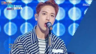 Between Us (Music Core Live) - CNBlue