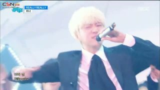 Fool; Really Really (Music Core Comeback Stage Live) - Winner