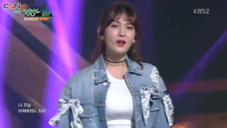 Right? (Music Bank Comeback Stage Live) - Unnies