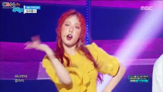 365 Fresh (Music Core Live) - Triple H