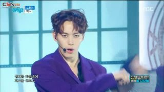 Black Out; Shangri-La (Music Core Comeback Stage Live) - VIXX