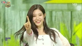 Will You Go Out With Me (Inkigayo Live) - DIA