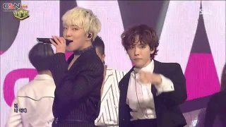 Really Really (Inkigayo Goodbye Stage Live) - Winner