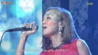 Girls (THE MUSIC DAY 2017.07.01) - Kana Nishino