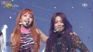 As If It's Your Last (Inkigayo No.1 Stage Live) - BlackPink
