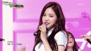 Five (Music Bank Live) - A Pink