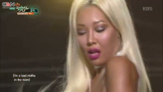 Why (Gucci) (Music Bank Comeback Stage Live) - Jessi