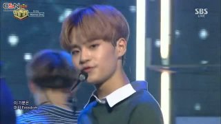 Energetic (Inkigayo Live) - Wanna One