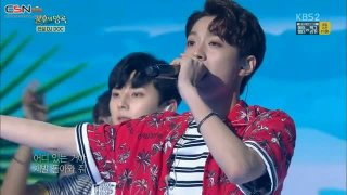 Summer Story (Immortal Song Live) - Wanna One