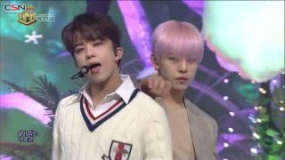 All The Way Up; Honeymoon (Inkigayo Comeback Stage Live) - B.A.P