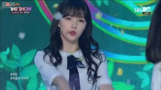 Summer Rain (The Show No.1 Stage Live) - GFriend