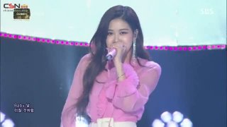 As If It's Your Last (Inkigayo Super Concert In Daejeon Live) - BlackPink
