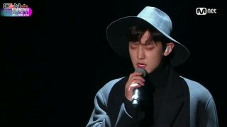 I Miss You; Stay With Me (2017 MAMA In Hong Kong Live) - Soyou; Chanyeol