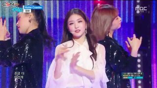 Roller Coaster (Music Core Live) - Chung Ha