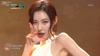 Heroine (Music Bank Live) - Sunmi