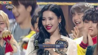 Heroine (M Countdown No.1 Stage Live) - Sunmi