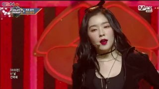 Bad Boy (M Countdown Comeback Stage Live) - Red Velvet