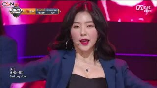 Bad Boy (M Countdown No.1 Stage Live) - Red Velvet
