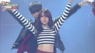Now (KBS Music Bank Special Stage Live) - VIXX; Girl's Day