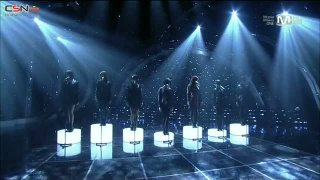 Cry Cry (Ballad Version; Dance Version) (1Mnet M! Count Down Live) - T-Ara