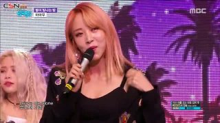 Starry Night (Music Core Live) - Mamamoo