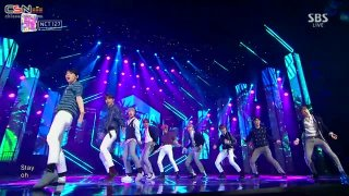 Touch (SBS Inkigayo Live) - NCT 127