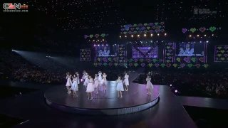 Shiroi kumo ni notte (白い雲にのって) + House! (ハウス!) /3rd Generation (Nogizaka46 5th YEAR BIRTHDAY LIVE DAY3 2017.02.22) - Nogizaka46