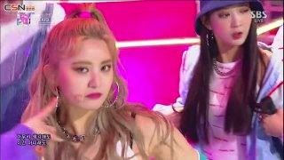 Lady (Inkigayo Comeback Stage Live) - EXID