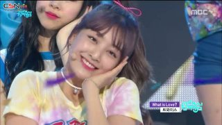 Say Yes; What Is Love? (Music Core Comeback Stage Live) - Twice